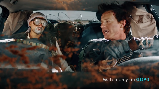 Rob Huebel and Paul Scheer's <i>Drive Share</i> Is a Master Class in World Building