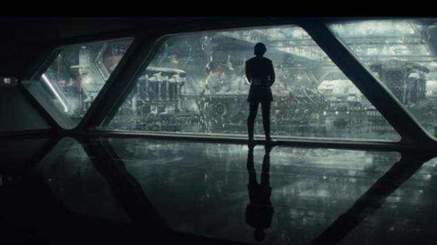 亚当司机,星球大战:最后的绝地