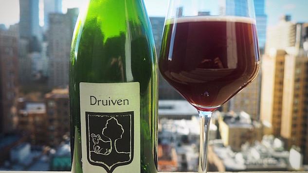 Bokkereyder Druiven Review