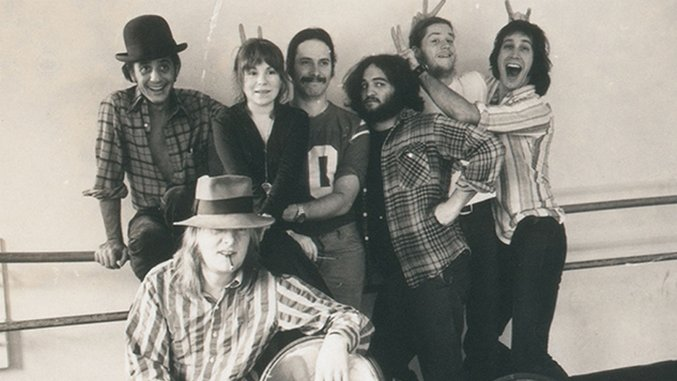 <i>Drunk Stoned Brilliant Dead: The Story of the National Lampoon</i>