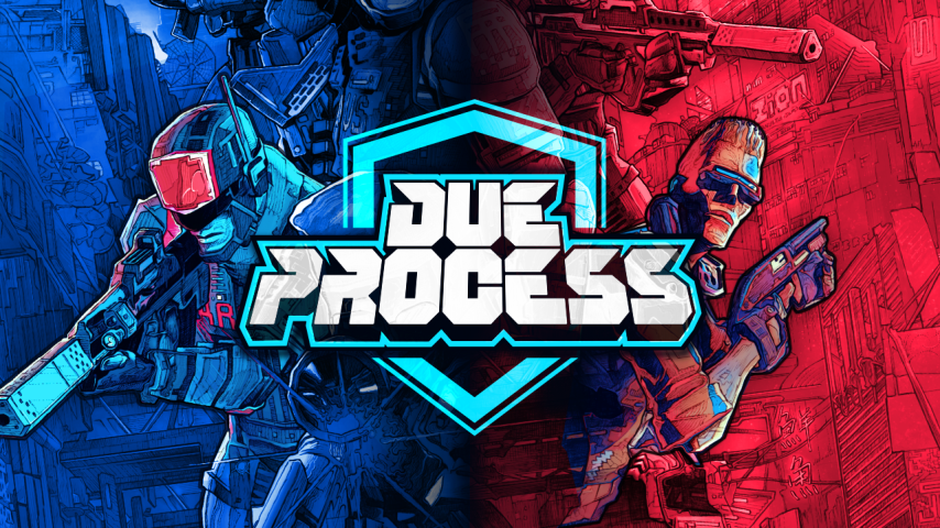Tactical Shooter <I>Due Process</I> Now Available on Early Access