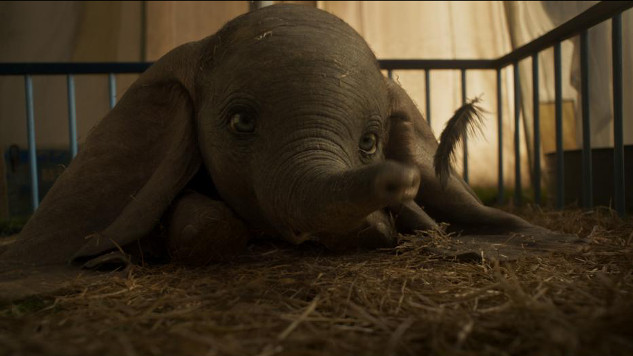 <i>Dumbo</i> Comes to Life in First Trailer for Disney's Live-Action Remake