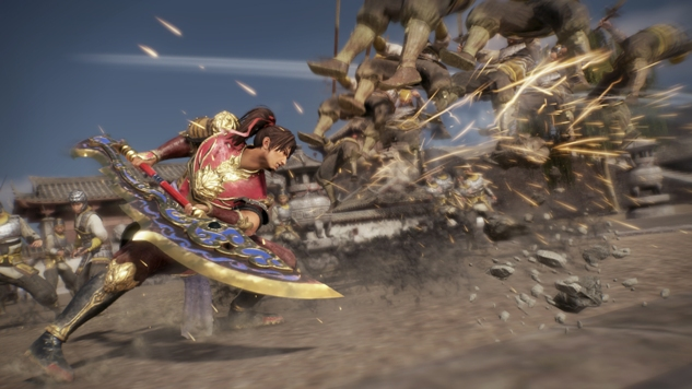 <i>Dynasty Warriors 9</i> Does What Dynasty Warriors Do