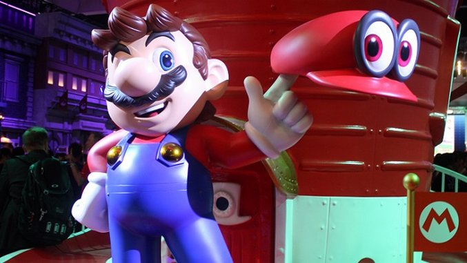 E3 2017: Nintendo, IndieCade and the Finish Line