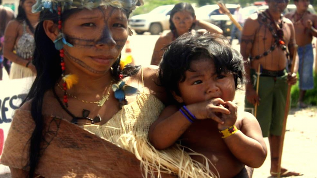 EarthRx: Poor People Are Not Driving the Environmental Crisis, They Are On the Front Line