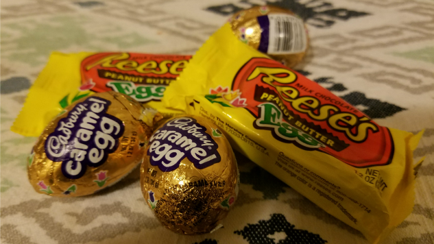 How to Pair Wine with Discounted Easter Candy