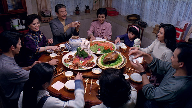 "The Tension of Tradition in Ang Lee's ""Father Knows Best"" Trilogy"