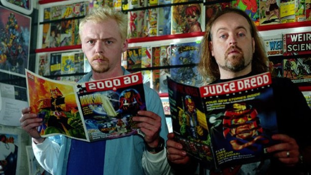 Every Episode of Edgar Wright's <i>Spaced</i>, Ranked