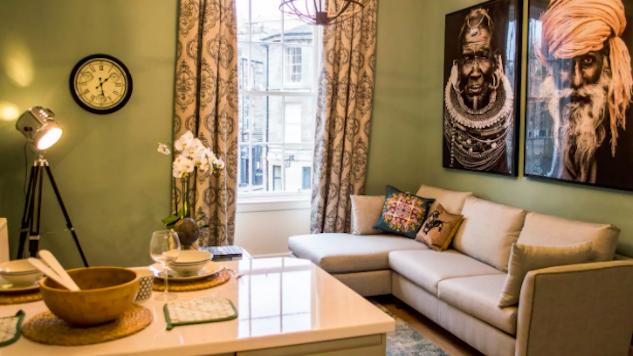 Airbnb Deals: Edinburgh for Under $100