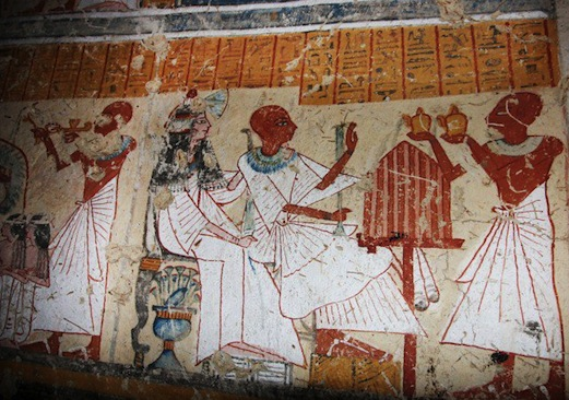 Tomb Of Ancient Egyptian Brewer Uncovered