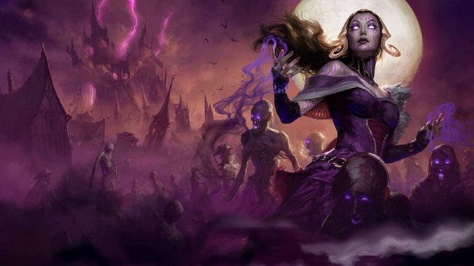 <i>Magic: The Gathering</i>—<i>Eldritch Moon</i> Preview Cards