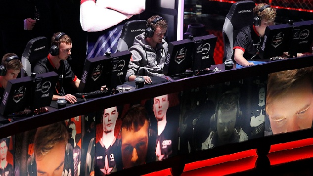 These Things Take Time: ELEAGUE, CWL and the Growth of Esports