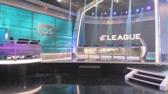 E-Sports Come to Television With TBS's ELeague
