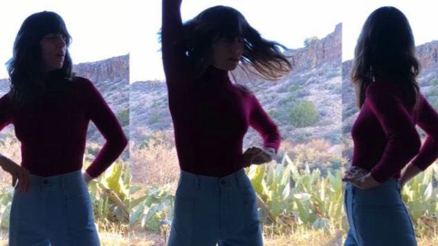 "Eleanor Friedberger's ""In Between Stars"" Video Is Super L.A."