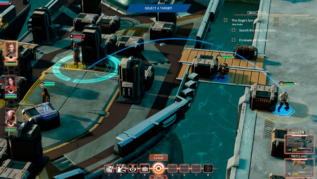 Tactical RPG <i>Element: Space</i> Debuts Courtesy of Latin American Publisher Inca Games