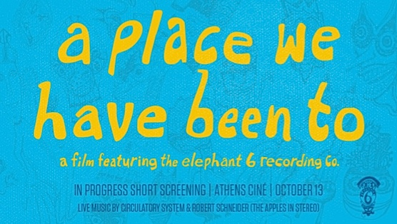 Watch Trailer for Elephant 6 Documentary, <i>A Place We Have Been To</i>