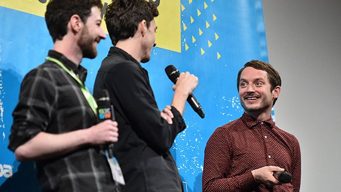 Elijah Wood Brings His <i>The Trust</i> Issues to SXSW