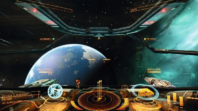 Winning the Space Race: The Future of <i>Elite Dangerous</i>