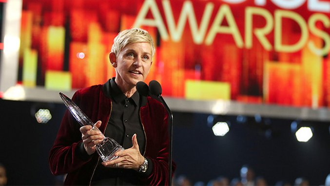 Ellen DeGeneres Returning to Stand-up Comedy with Netflix Special