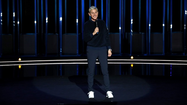 Ellen DeGeneres Isn't That <i>Relatable</i>, but She's a Damn Delight Nonetheless