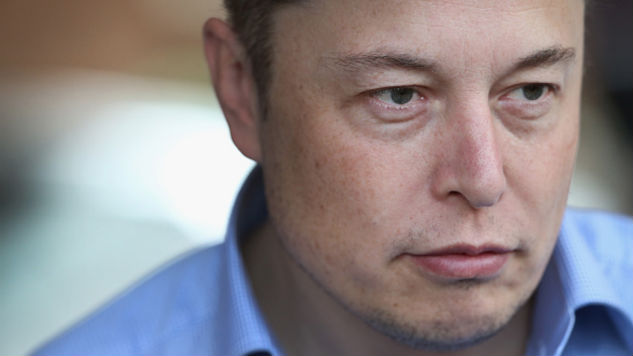 Elon Musk Used to Fear AI. Now He Wants to Direct Its Future