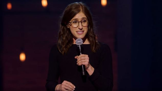 Emmy Blotnick Is Charmingly Awkward in Her Comedy Central Stand-up Special
