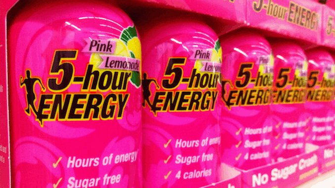 A Life Less Ordinary: Why Energy Drinks?