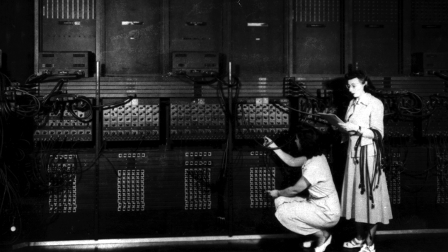 Meet the Computers: The Women Programmers Behind the World's First General Purpose Computer