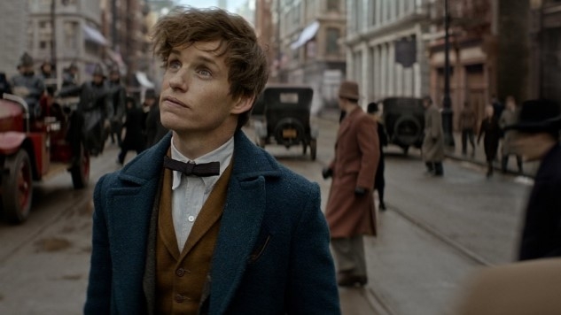 Audible to Release <i>Fantastic Beasts and Where to Find Them</i> Audiobook Narrated by Eddie Redmayne