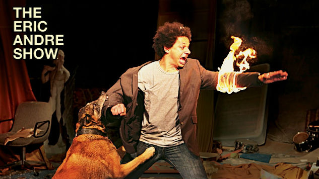 Eric Andre's 10 Funniest Musical Moments