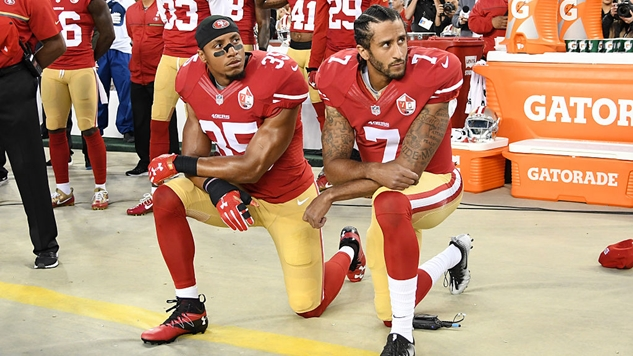 Colin Kaepernick Isn't the Only Player the NFL Is Colluding to Keep out of the League