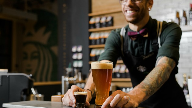 This Starbucks Drink Is Made With IPA