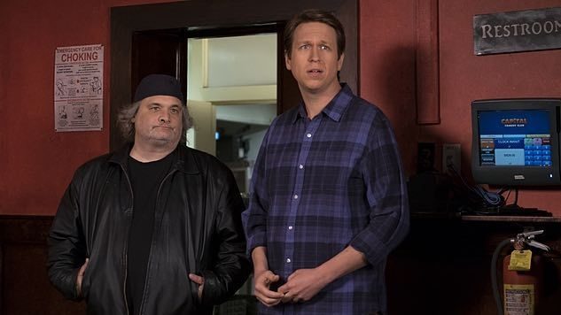 A Crash Course in <i>Crashing</i> With Pete Holmes and Artie Lange