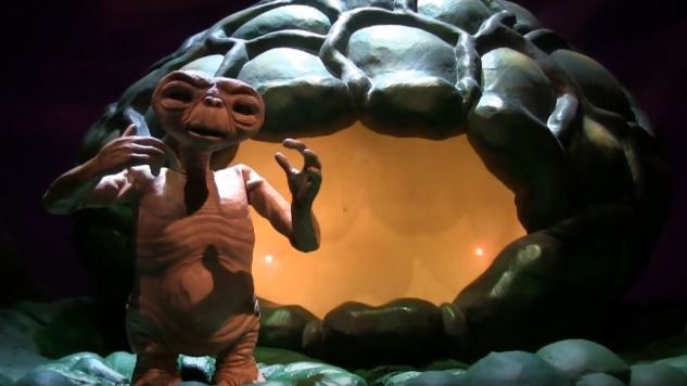 Somebody Rode Universal's E.T. Ride More Than 50 Times in a Day