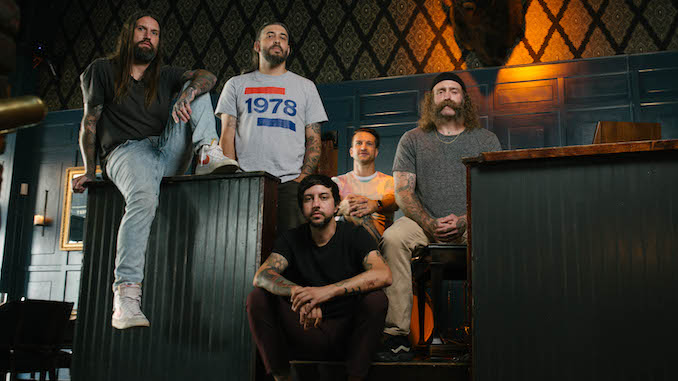 Every Time I Die Announce New Album <I>Radical</I>, Share New Single