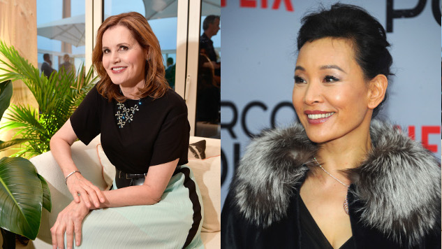 Geena Davis, Joan Chen to Join Jessica Chastain in Assassin Drama <i>Eve</i>