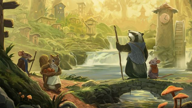 The Beautiful <i>Everdell</i> Is One of the Best Board Games of the Year