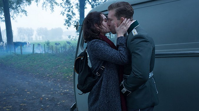 <i>The Exception</i>