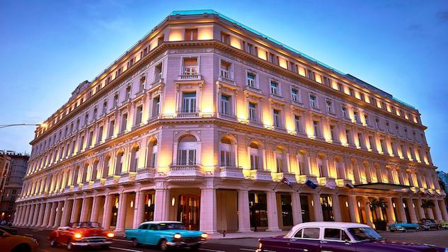 Hotel Intel: The New Cuba at Gran Hotel Manzana Kempinski La Habana