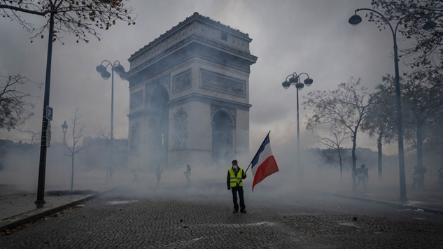 Facebook is Helping to Fuel the Riots in France