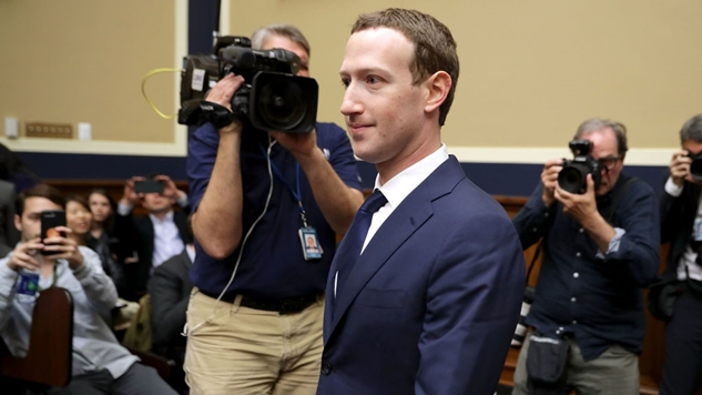 Facebook documents are seized by MPs investigating the security breach