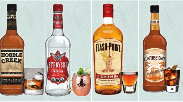 These Disgusting, Fake Liquor Brands are Probably in a Gas Station Near You