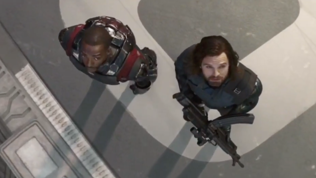 Falcon-Winter Soldier Limited Series in Development at Disney