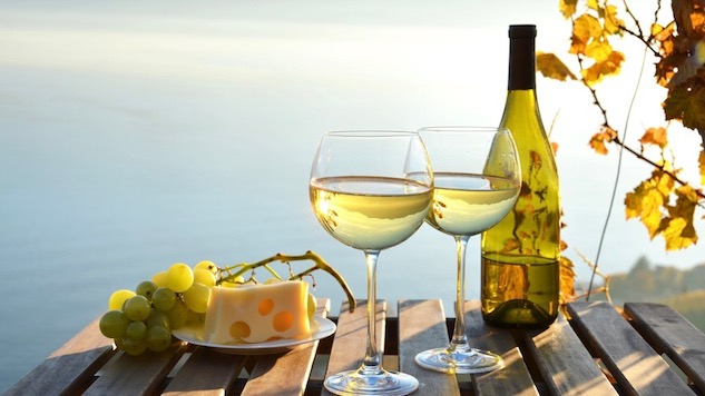 5 Great Fall Whites for Thanksgiving