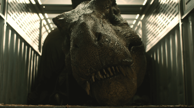 <i>Jurassic World: Fallen Kingdom</i> Will Feature More Dino Animatronics Than Any Other <i>Jurassic Park</i> Sequel
