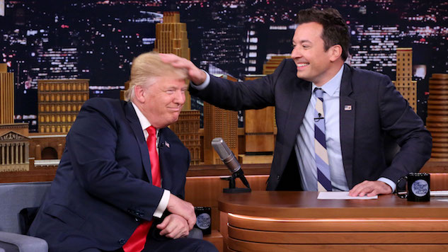 What is Comedy's Role Under Trump?