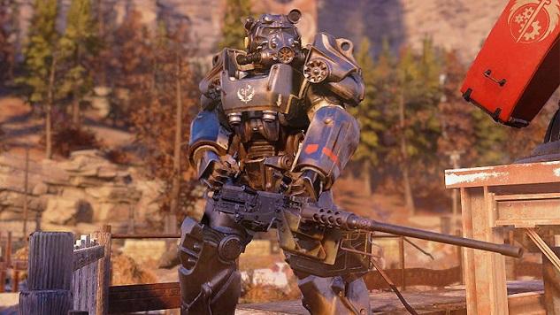 Boy, <i>Fallout 76</i> Sure Is <i>Fallout 4</i>