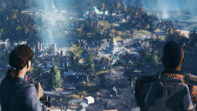 <i>Fallout 76</i> Beta Begins in Late October on Xbox One