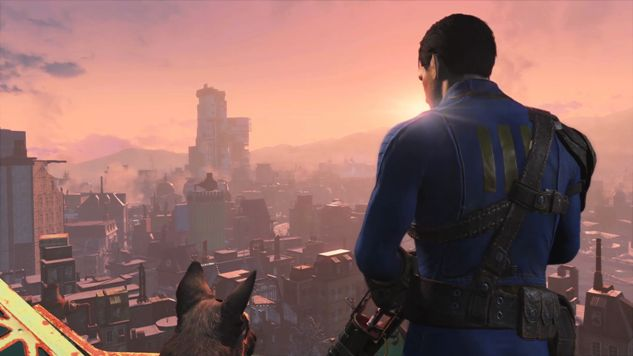 <i>Fallout 4</i> Review: I'm in Love with Massachusetts