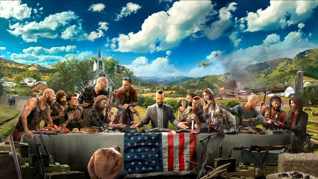 <i>Far Cry 5</i> Talks a Lot Without Really Saying Anything